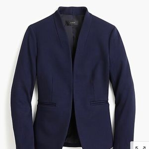 J. Crew going out blazer in Navy - size 2